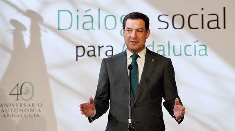 Moreno admite un déficit en la sanidad de 3.000 millones y promete diálogo