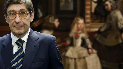 José Ignacio Goirigolzarri escapa de la realidad gracias a 'Las meninas'