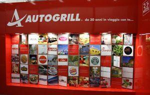 Los Benetton hacen caja con las tiendas de Aldeasa y el buffet de Autogrill