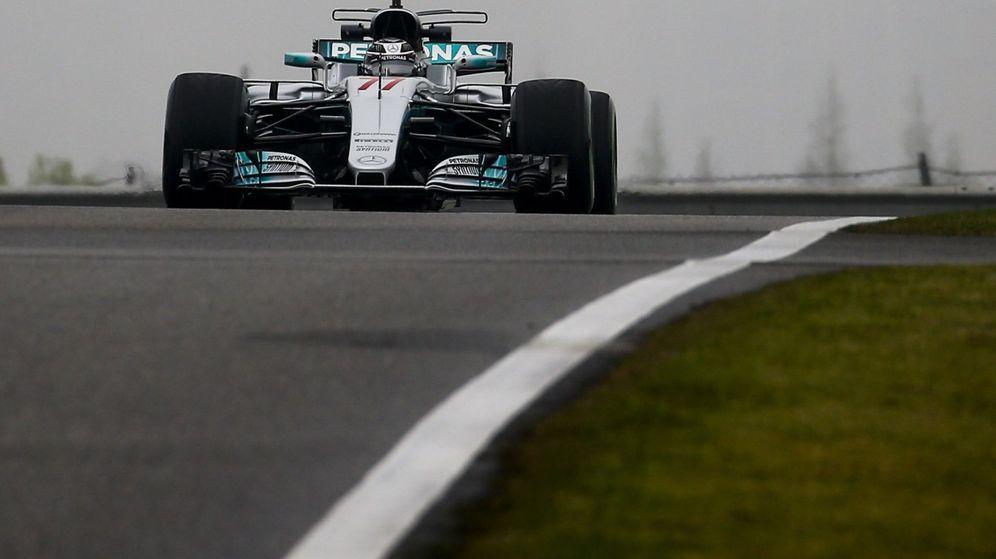 Foto: Valtteri Bottas, en los Libres 1 del Gran Premio de China. (EFE)