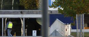 Foto: El Ayuntamiento envió a 'El Hormiguero' 42 policías y 14 al Madrid Arena