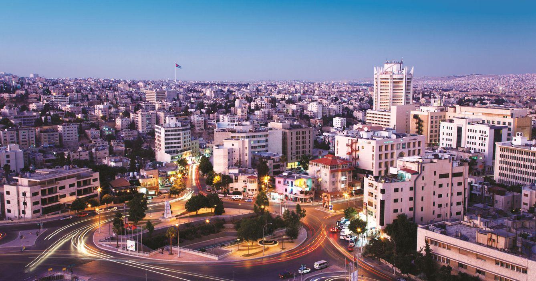 Foto: 24 horas en Amán, la sorprendente y carismática capital de Jordania
