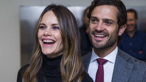 ¿Qué le ha ocurrido a la dentadura de Sofía Hellqvist? De miss a princesa