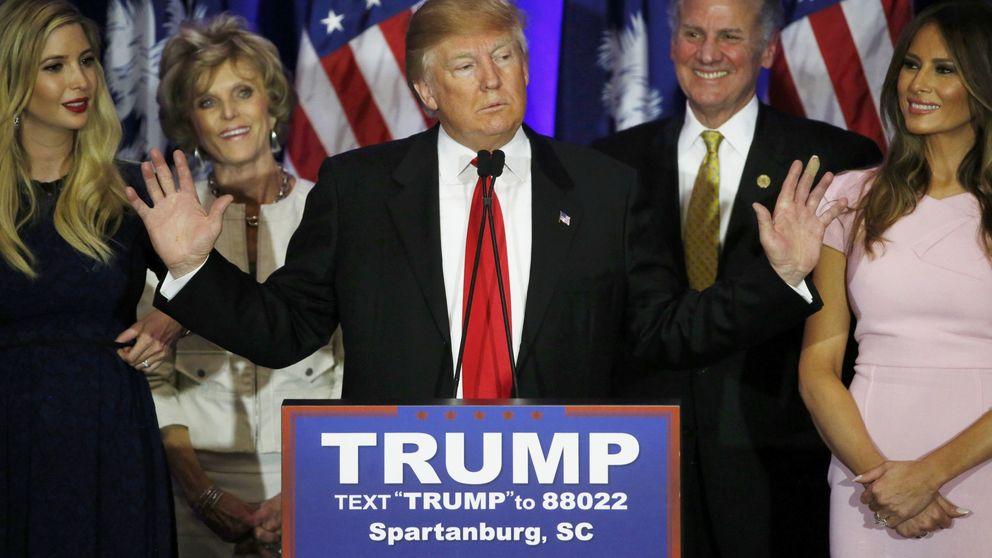 Hillary acalla las dudas , Trump triunfa en el sur y Jeb Bush ya está fuera