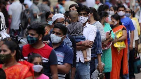 India bate un nuevo récord con más de 103.000 casos de coronavirus en una jornada