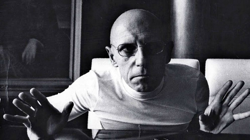 Foto: Michel Foucault