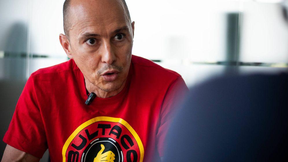 Foto: Jenaro García, fundador de Gowex.