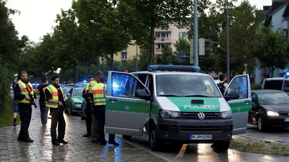 La policía de Múnich cree que varios atacantes están a la fuga tras el tiroteo