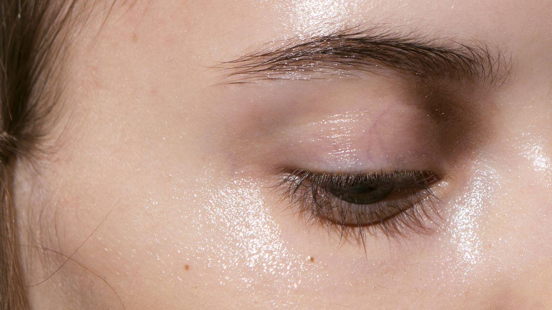 Con el uso continuado de las enzimas, la piel recupera luminosidad y mejora su hidratación. (Imaxtree)