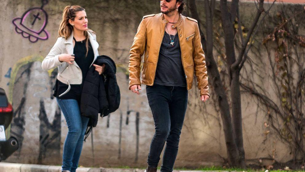Todas las fotos del cumpleaños romántico de Manuel Carrasco y su novia