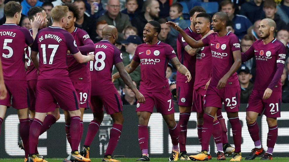 Sólo Mourinho aguanta el infernal ritmo del Manchester City de Guardiola