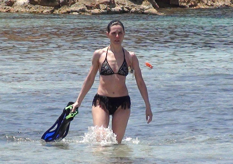 Foto: La presentadora Raquel Sánchez Silva en una imagen de archivo en Formentera (Gtres)