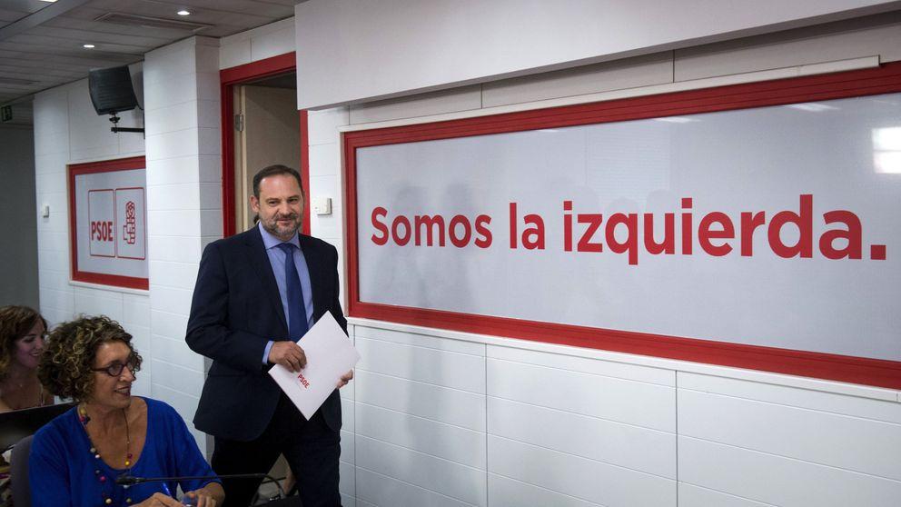 El PSOE respalda las detenciones y pide a Puigdemont que desconvoque el 1-O