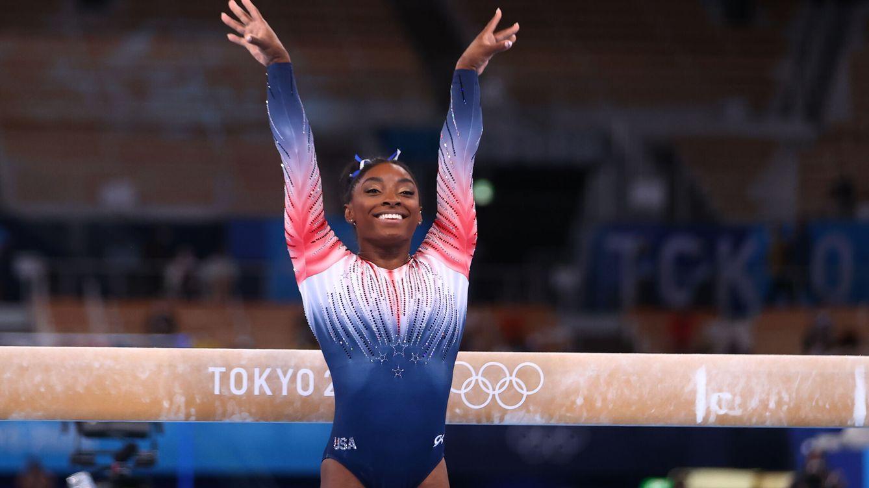 Simone Biles se cuelga el bronce en su regreso a la competición en Tokio