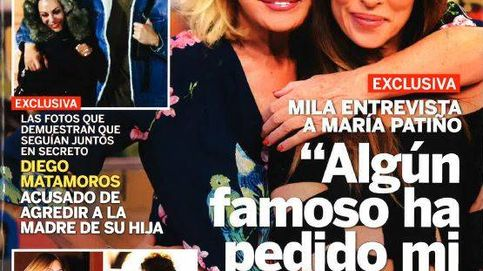 Kiosco rosa: de la confesión de Diego Matamoros a la nueva vida de Cristina Blanco