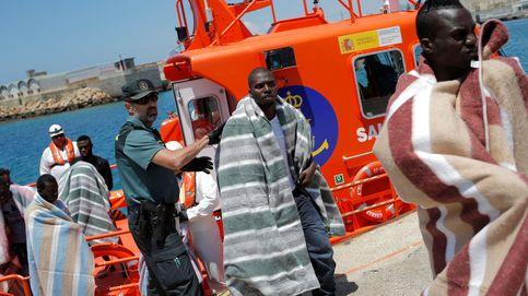 No hay (por ahora) efecto llamada por Pedro Sánchez, según el Frontex