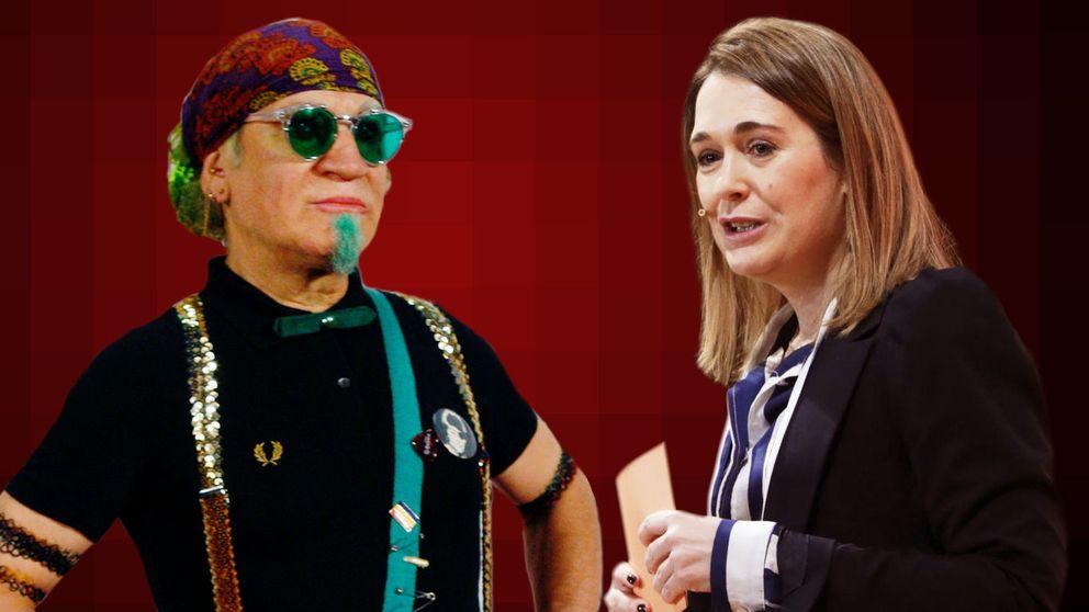 La campaña electoral hace añicos a las 'celebrities' culturales
