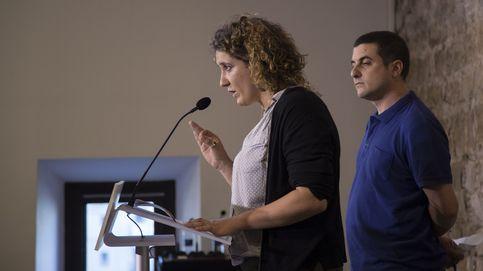 Socios exigen a Puigdemont comenzar ya a desobedecer las leyes españolas