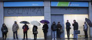 Foto: El desempleo crece al ritmo de 1.000 parados diarios y alcanza nuevo récord en 4,6 millones