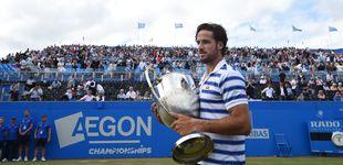 Post de Feliciano llega a su cumbre en Queens y ve Wimbledon con esperanza