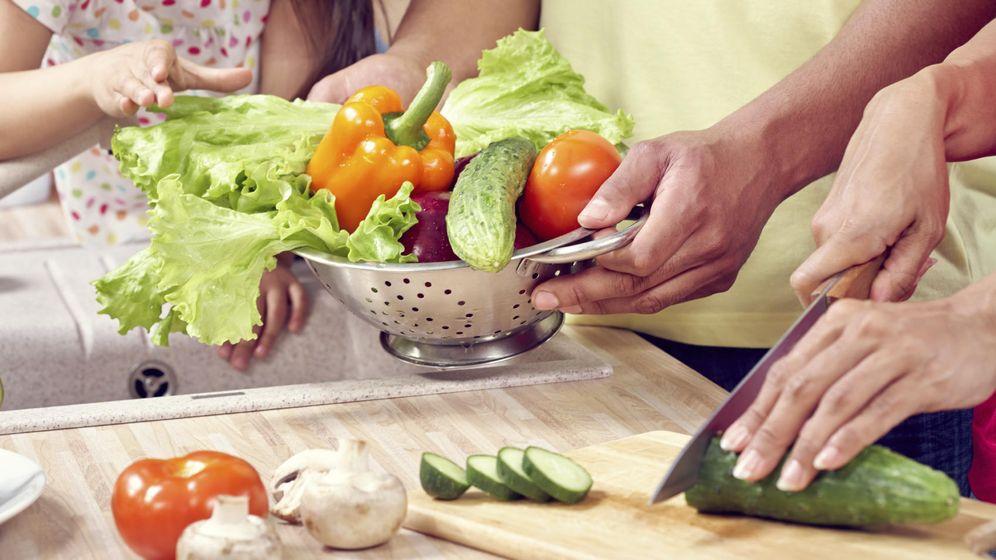 Foto: Esto probablemente encaje con la idea de comida saludable que todos tenemos. (iStock)
