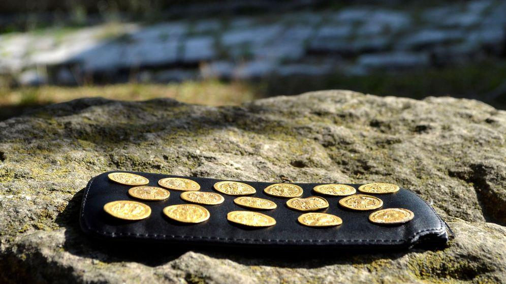 Foto: Así se encontró el tesoro escondido por un millonario: diez años y cinco muertes. (EFE)