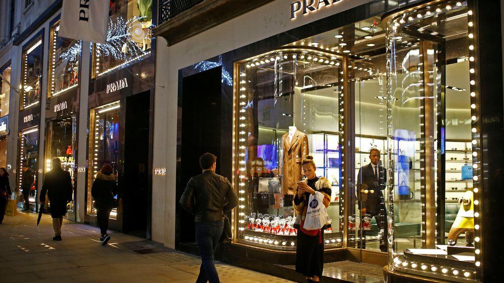 Foto: Una tienda de Prada. (Reuters)