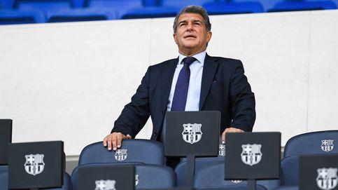 Laporta solo se mueve por impulsos. Las dos grandes mentiras del presidente del Barça