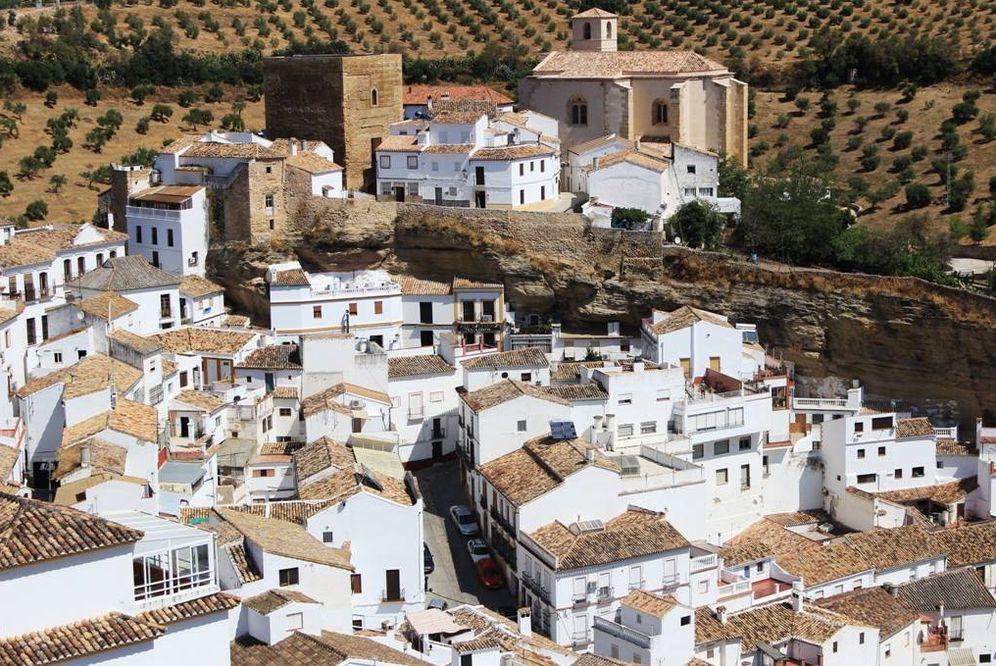 Foto: Setenil de las Bodegas es unas de nuestras 7 maravillas rurales según Toprural.