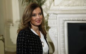 Valérie Trierweiler, ¿3 millones de euros para guardar silencio?