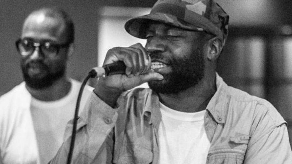 Foto: El rapero y cofundado de 'The Roots' Malik B. (YouTube)