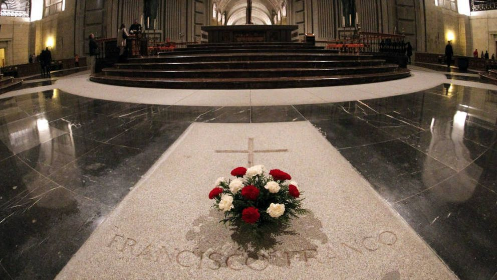El Supremo avisa: Franco no saldrá del Valle de los Caídos sin su visto bueno
