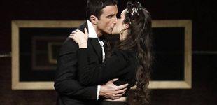 Post de Éxtasis en 'GH VIP 7': Hugo Sierra besa a Adara y hunde a Gianmarco