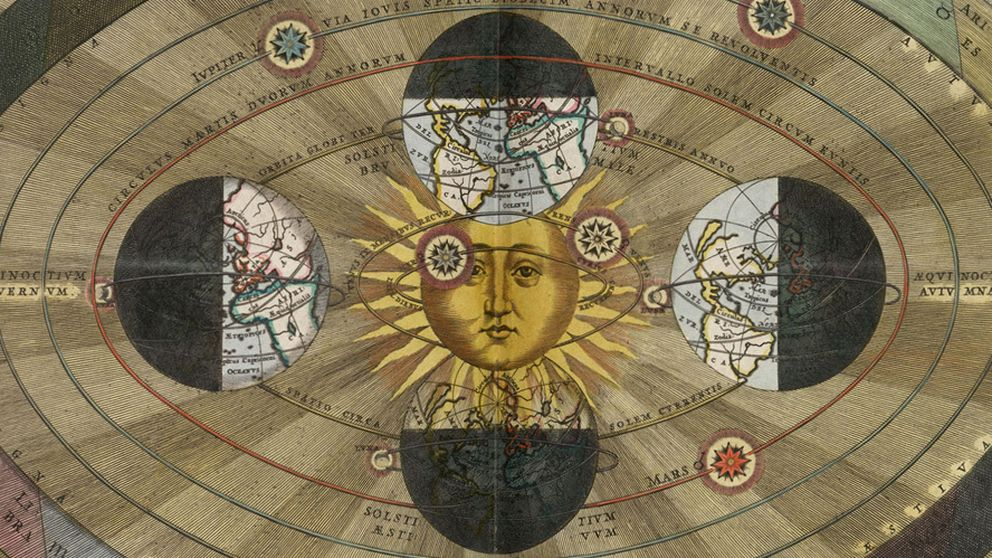 Los cinco científicos que cambiaron nuestra concepción del universo