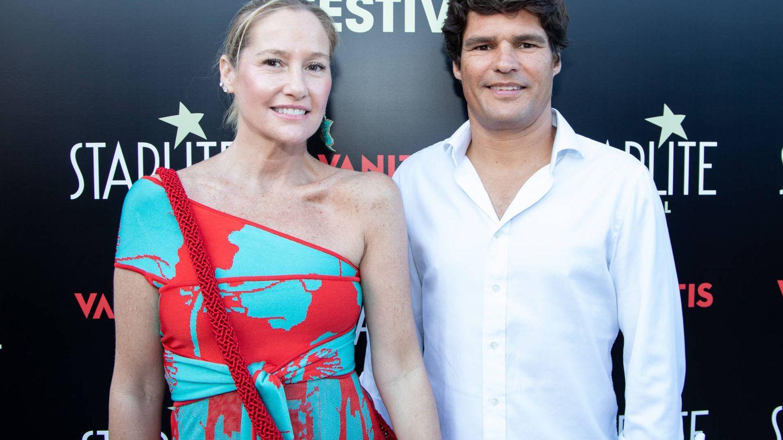 Fiona Ferrer y Javier Fal-Conde. (Starlite Team)