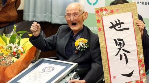 Muere el hombre más anciano del mundo 11 días después de recibir el Récord Guinness