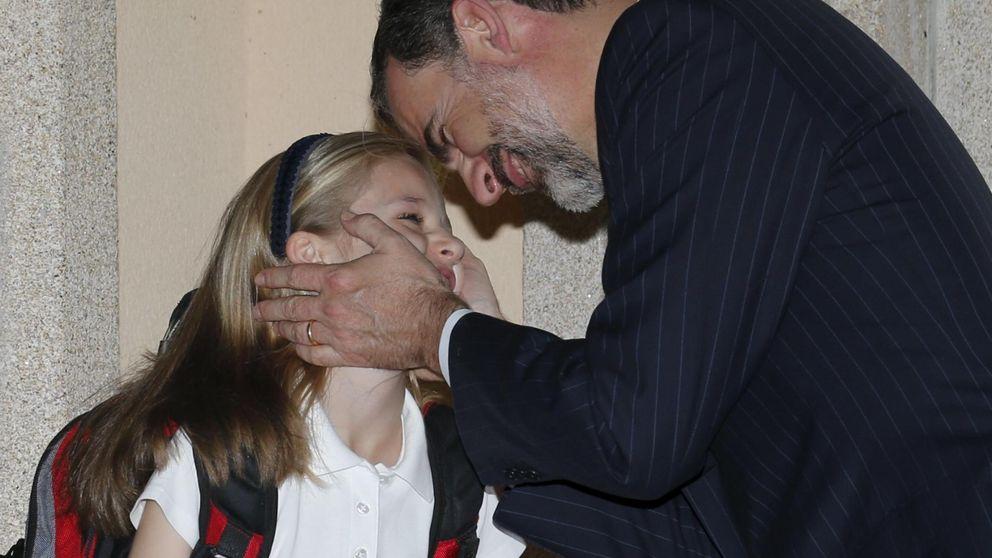 Leonor de Borbón ya tiene el Toisón de oro y su estandarte