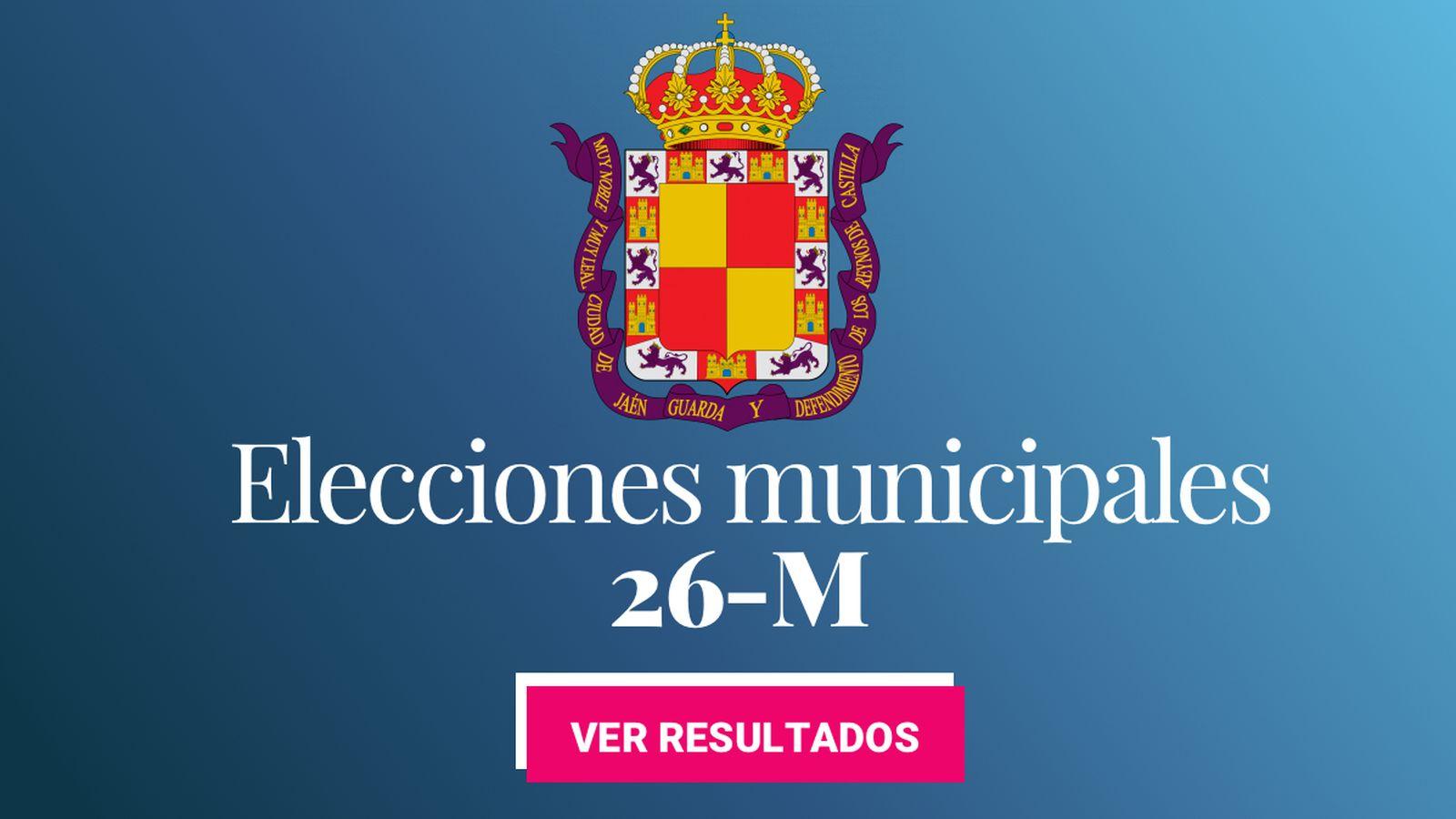 Foto: Elecciones municipales 2019 en Jaén. (C.C./EC)