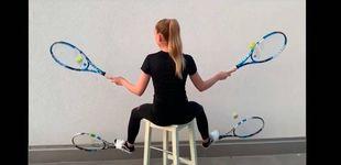 Post de El vídeo viral de la tenista Jalena Meyer era un fake (y sabemos cómo lo hizo)