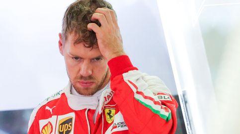 Raikkonen da problemas a un Vettel cuestionado, debe ganarse el sueldo