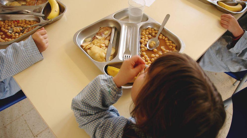 Foto: La del comedor escolar es la única comida caliente del día para algunos niños (Foto: iStock)
