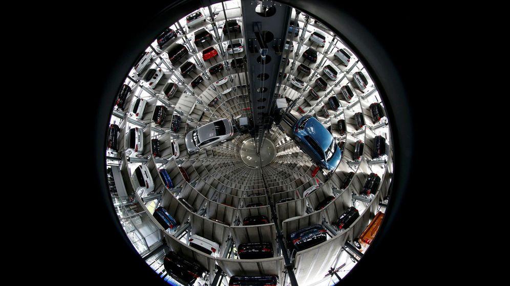 Foto: Imagen de una planta de Volkswagen en Alemania. (Reuters)