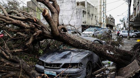 Consecuencias del ciclón Idai en Mozambique