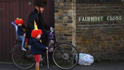 Celebraciones del Purim en Londres