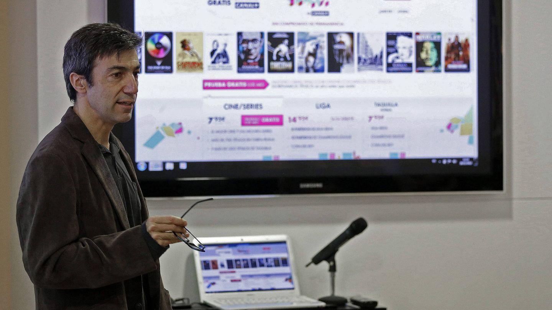 Pablo Romero, director de contenidos de Yomvi.