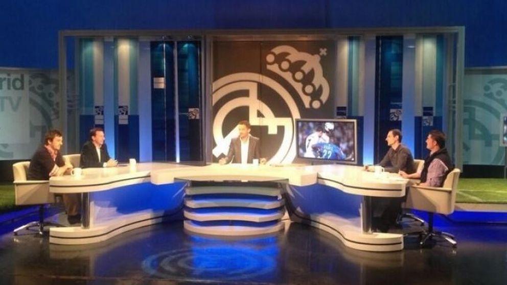 Florentino y Vasile negocian que Mediaset produzca el canal del Real Madrid