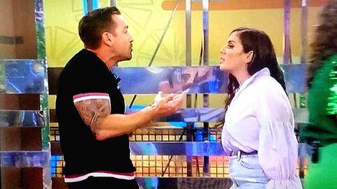 Te reviento la cabeza: Anabel Pantoja se encara con Rafa Mora, al límite en 'Sálvame'