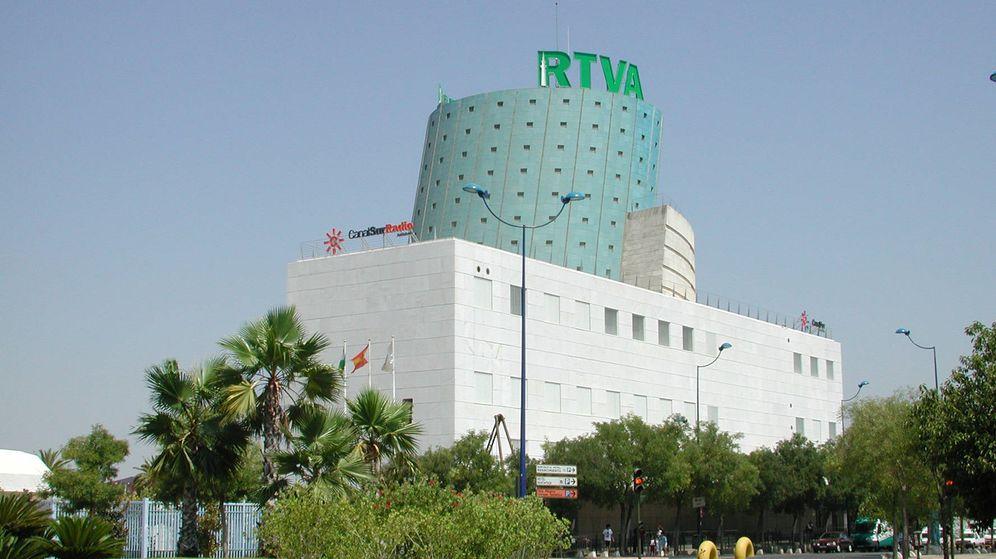 Foto: Sede de Radio Televisión Autonómica Andaluza.