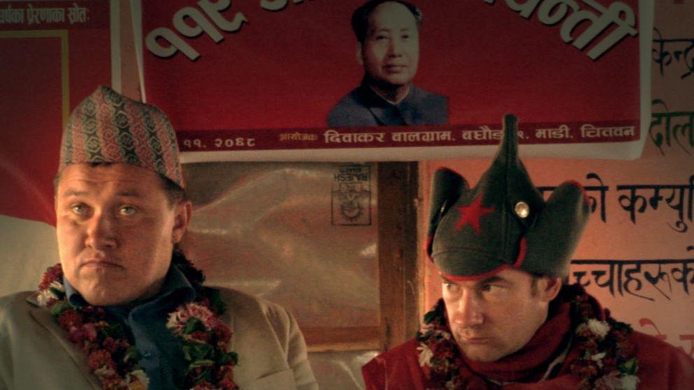 Rojos contra rojos, el gran chiste del comunismo