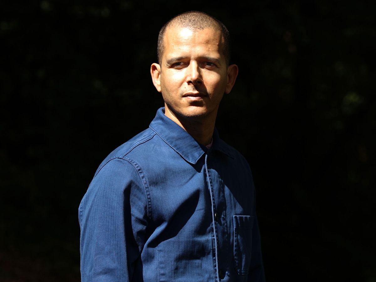 Foto: El escritor marroquí Abdalá Taia (EFE)